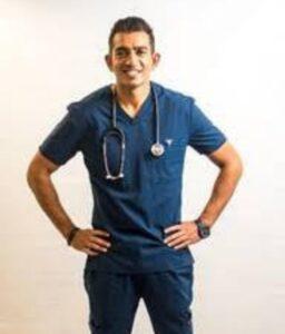 Dr Naadir Bismilla