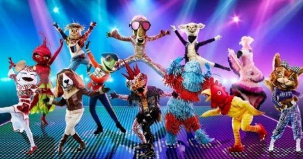 The Masked Dancer - celebrities