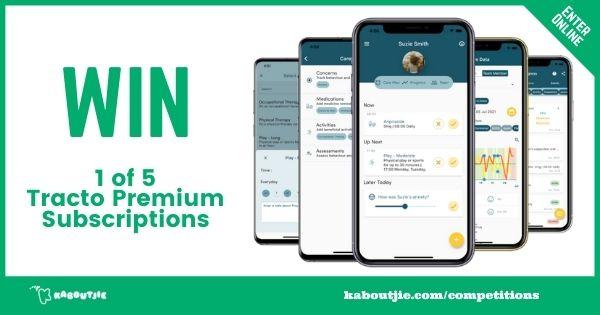 WIN 1 of 5 Tractor Premium Subscriptions