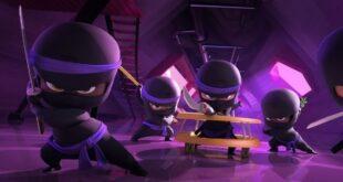 Baby Ninjas in Boss Baby