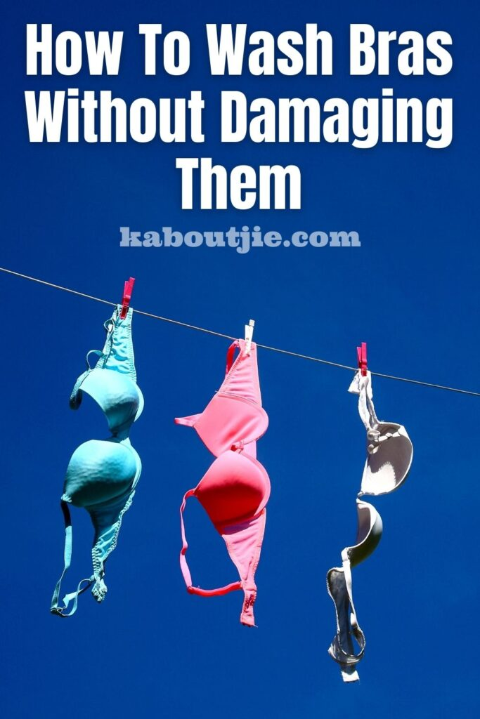 How To Wash Bras Without Damaging Them