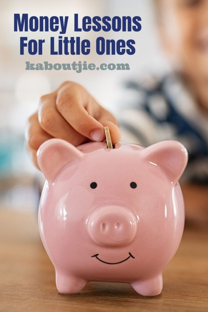 Money Lessons For Little Ones